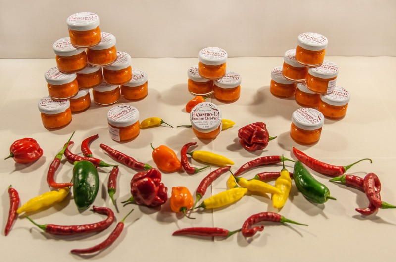 Extra-Hot Chili-Pesto, 25ml €4,90